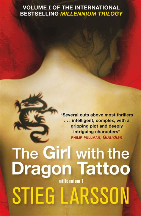 dragon tattoo novel the girl with the dragon tattoo aztec press