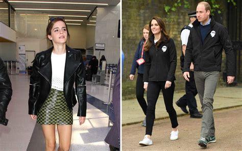 Emma Watson Kate Middleton Sneakers | emma watson and kate middleton s favorite sneakers are 25