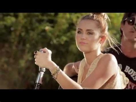 Miley Cyrus Backyard Sessions by Miley Cyrus The Backyard Sessions Look What They Ve
