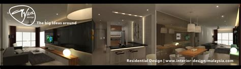 cafe interior design in malaysia condominium damasara perdana tyion