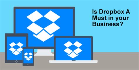 dropbox valuation 2017 does dropbox make sense for your business