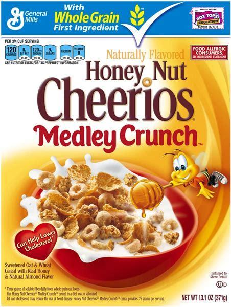 Honey Crunch Cf 220g general mills honey nut cheerios medley crunch cereal hy vee aisles grocery shopping