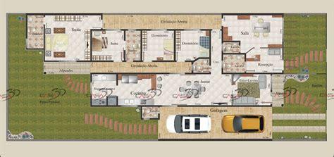 planta baixa 3d casa 3d casa 3d plantas humanizadas 2d