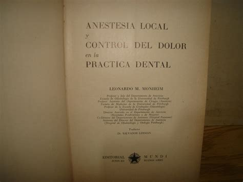 anestesia dolor anestesia local y de dolor en pr 225 ctical dental