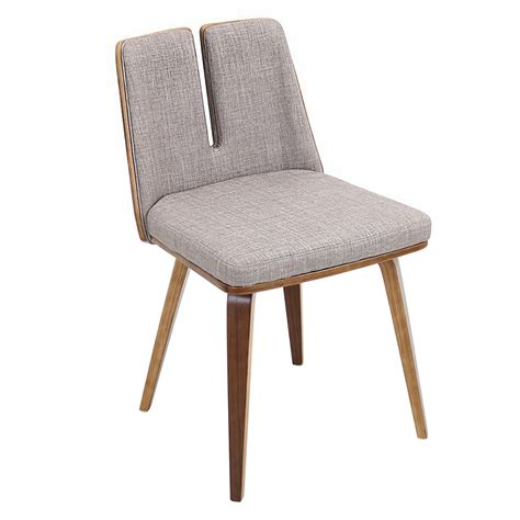 Taupe Dining Chairs by Modern Dining Chairs Valto Taupe Side Chair Eurway