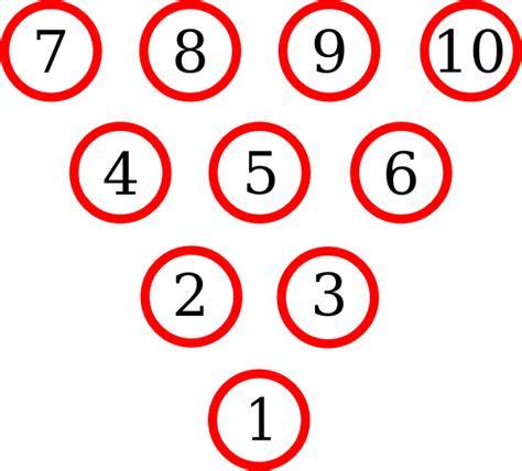 bowling diagram bowling pins diagram clip at clker vector clip