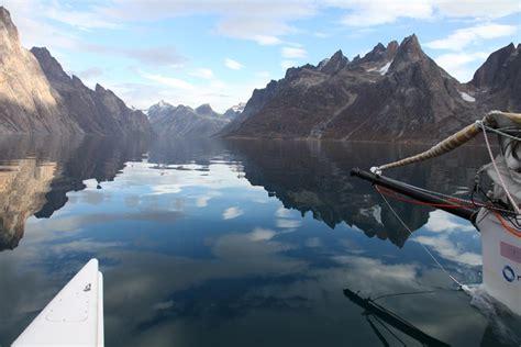 fjords of greenland - Fjord Greenland
