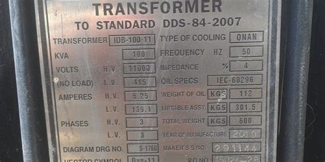transformer impedance on rating how to calculate find the rating of transformer in kva