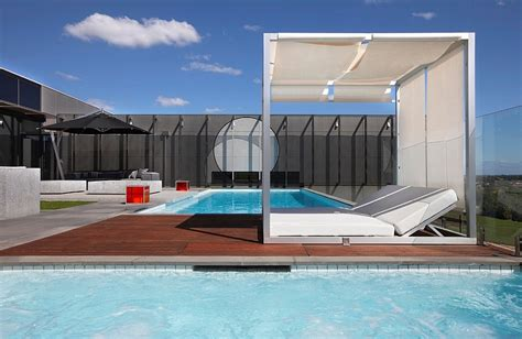 pool beds stylish and fashionable outdoor beds for the ultimate