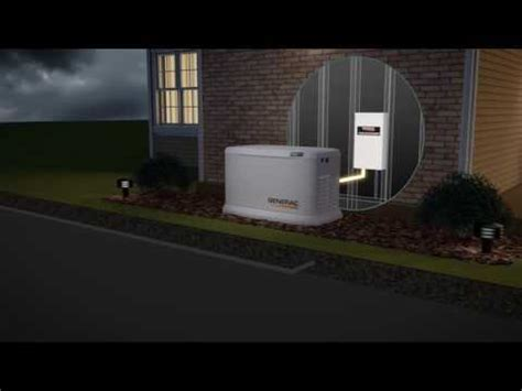 generac power systems backup power for your home with