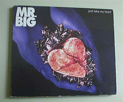 1416570861 just take my heart mr big just take my heart records lps vinyl and cds