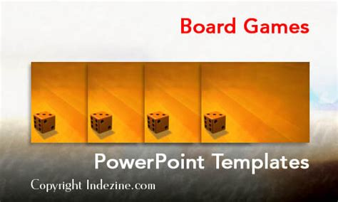 board games powerpoint templates