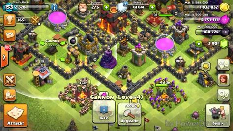 all clash of clans wall upgrades clash of clans wall upgrades montage youtube