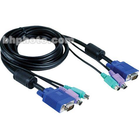 Diskon D Link Dkvm Cb5 Kvm Cable 4 5 Meter d link dkvmcb kvm cable dkvm cb b h photo