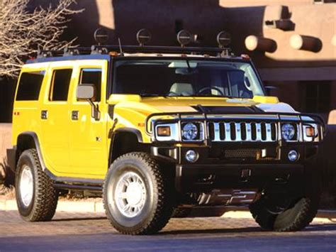2005 Hummer H2 Reviews by 2005 Hummer H2 Pricing Ratings Reviews Kelley Blue Book