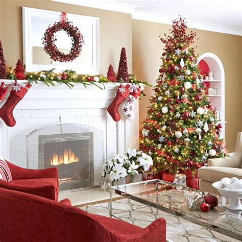 christmas decorated rooms inspiring christmas decor ideas