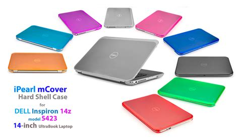 Garskin Cover Laptop 10 Inc new mcover 174 shell for 14 quot dell inspiron 14z