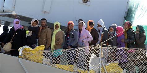 aquarius origine du bateau migrants l implacable hi 233 rarchie 224 bord des bateaux