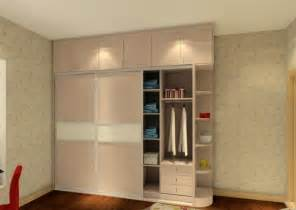 Home Interior Wardrobe Design Interior Design 3d Wardrobe Bedroom 3d House