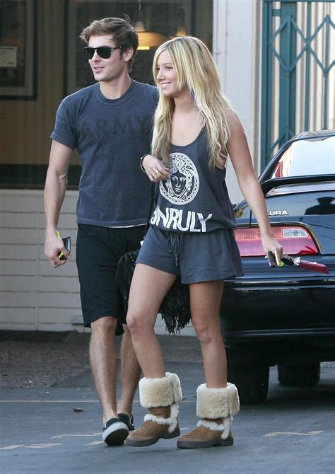 zac efron and ashley tisdale cuddle up in instagram video ashley tisdale and zac efron photos photos zac efron and