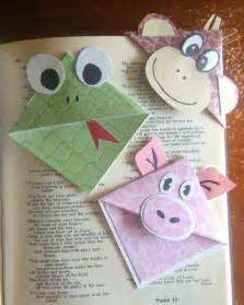 7 diy bookmarks creative gift ideas news at catching