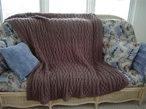 knitted afghans top 37 free cabled blanket and afghan knitting patterns
