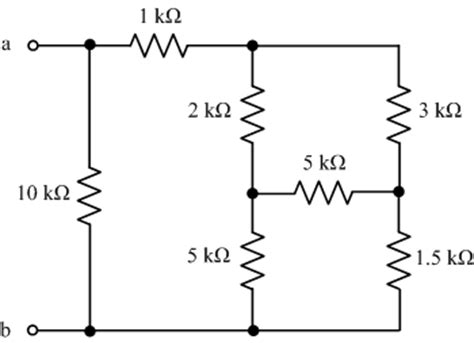 resistor circuit problems and solutions cleo circuits learned by exle
