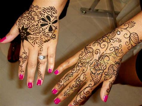 flowers mehndi design for hands henna print yusrablog com