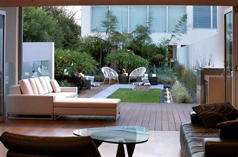 modern home landscaping modern landscape design ideas from rollingstone landscapes