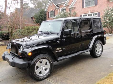 2007 jeep wrangler unlimited for sale 2007 jeep wrangler unlimited for sale in suwanee