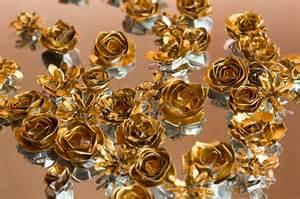 Metal flower tutorial make your own diy metal flowers