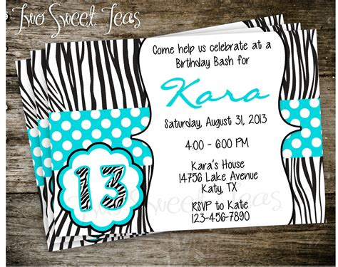 Business Visa Invitation Letter teenage birthday invitation templates cloudinvitation com