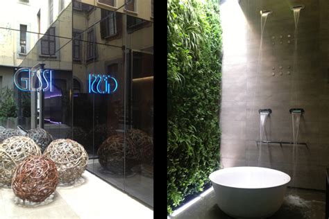 gessi s new stylish showroom in milan 171 adelto adelto milan day 1 indesignlive daily connection to
