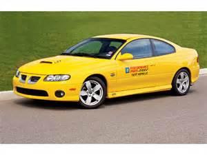 2004 Pontiac Gto Parts Gmpp Ls7 Powered 2004 Pontiac Gto Dept X Gm Performance
