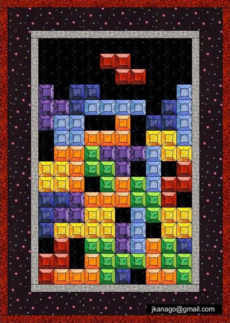 tetris pattern generator 1000 images about quilts kids on pinterest