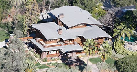 brad pitt house los angeles california see every house brad pitt and angelina jolie called home