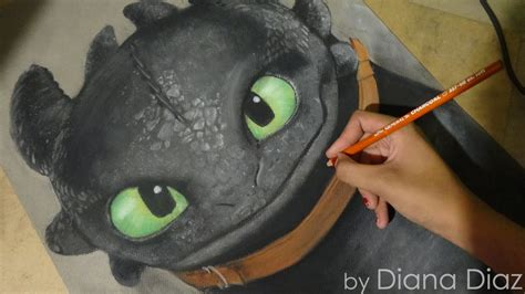 speed drawing speed drawing toothless chimuelo how to your