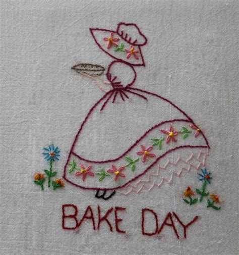 embroidery designs for kitchen towels 517 best redwork kitchen images on pinterest tea towels