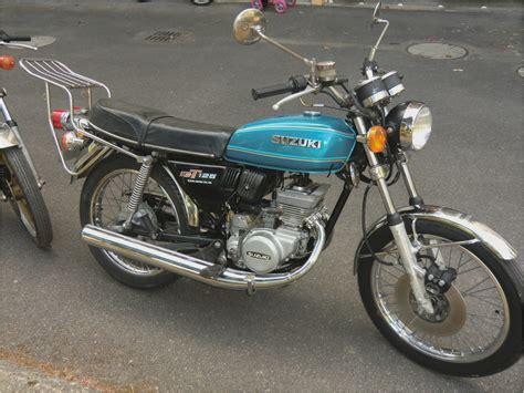 Suzuki Gt Suzuki 125 Gt Specs Ehow Motorcycles Catalog With