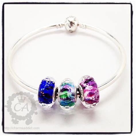 pandora charms glass pandora sea glass muranos charms addict