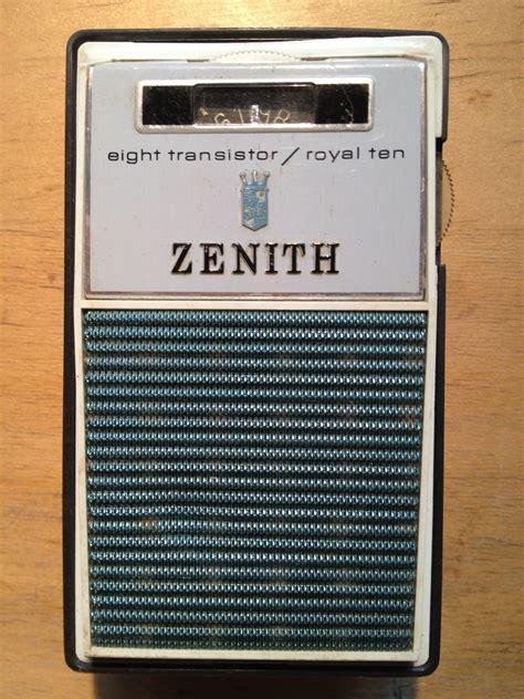 transistor radio file zenith 8 transistor radio agr jpg