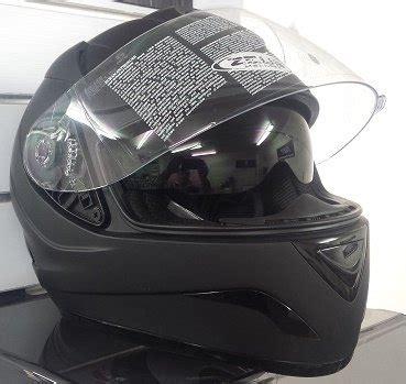 Zeus 806 Matt Black Hitam Helm Fullface Helm Doff Original Promo helmets