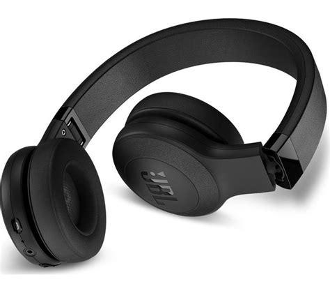 Headphone Bluetooth Headset Wireless Jbl 019 buy jbl c45bt wireless bluetooth headphones black free delivery currys