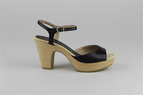 Chaussures Unisa Femme by Chaussures Unisa Ontral Sandales Noir Cuir Lisse