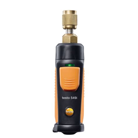 a testo testo smart probes refrigeration set portable devices