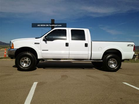 f250 bed 2001 ford f250 7 3l diesel 4x4 crew cab short bed