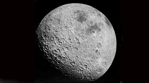 imagenes ocultas de la luna descubren por qu 233 el lado oculto de la luna no tiene