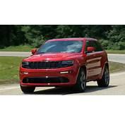 First Drive 2015 Jeep Grand Cherokee SRT  YouTube