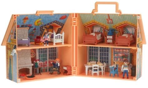 playmobil take along dolls house playmobil my take along doll house action figure
