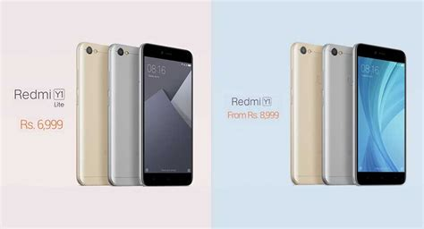 Hp Xiaomi Y1 xiaomi redmi y1 vs y1 lite price specifications and features bw businessworld